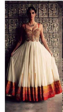 Charming Floor Length Gown